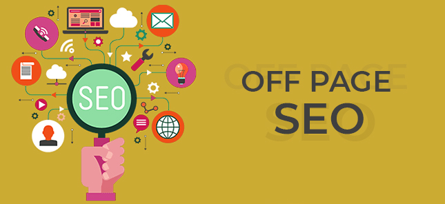 Off-page Search Engine Optimization